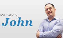 Message from John